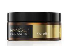 NANOIL – KERATIN HAIR MASK - maska do włosów z keratyną